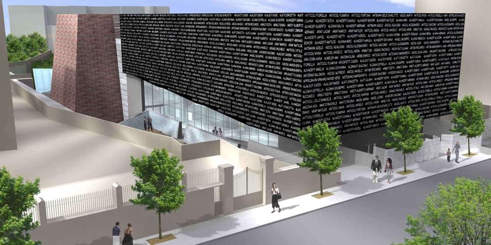 roma museo shoah