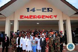 liberia ospedale weah