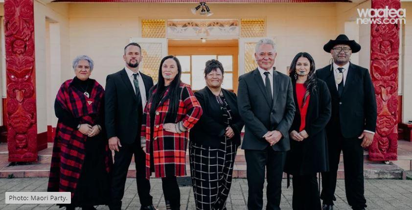 partito maori nuova zelanda