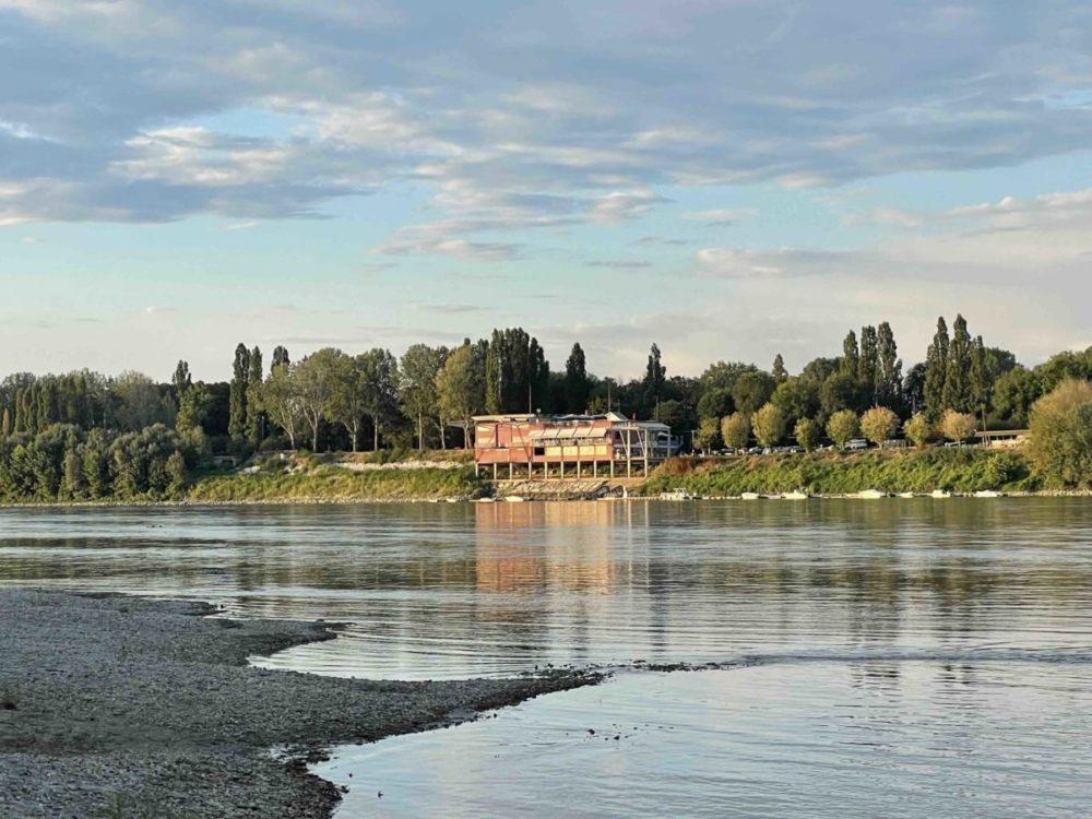 fiume po
