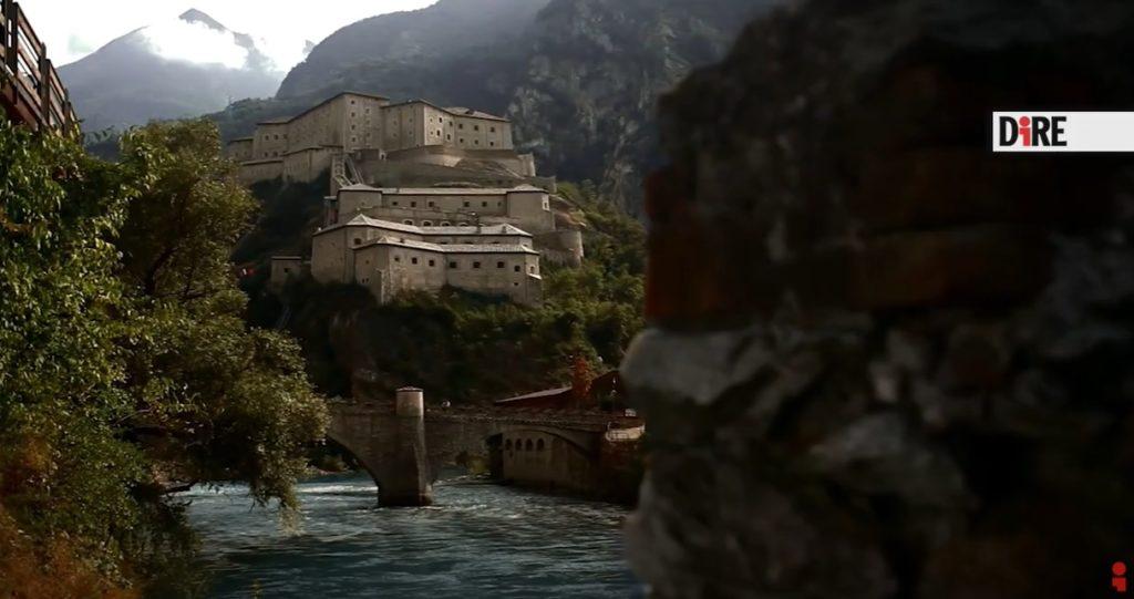 screenshot valle d'aosta