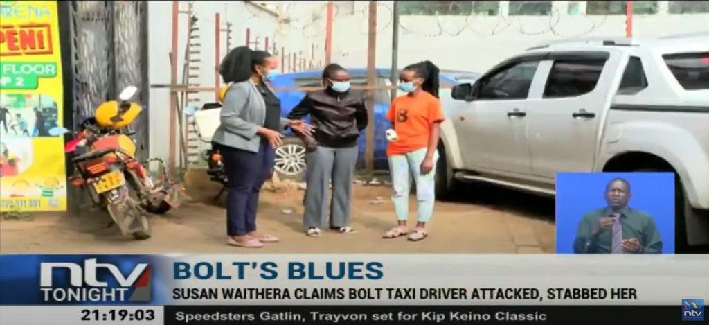 taxi donne kenya