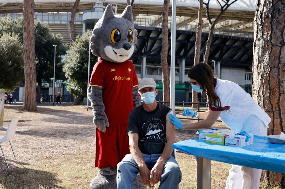 vaccino stadio olimpico