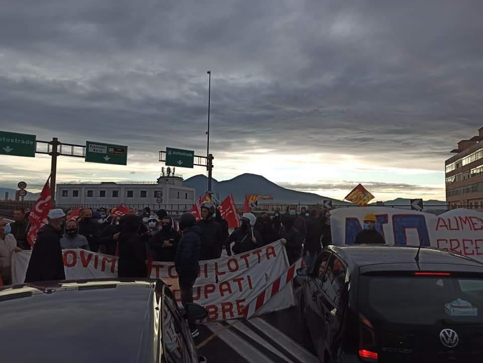 sciopero napoli