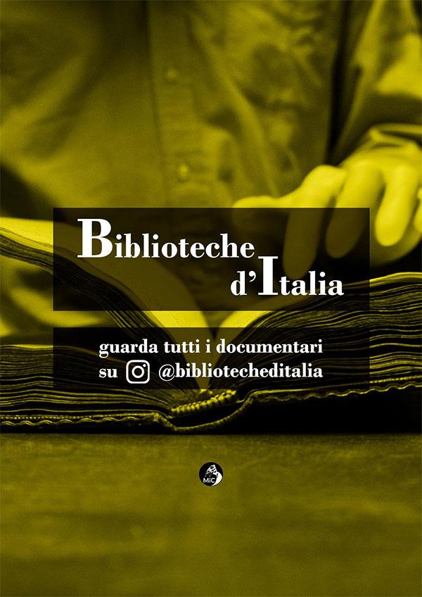 biblioteche d'italia