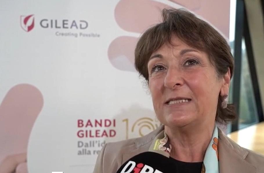 Cristina Le Grazie direttore medico di Gilead Sciences