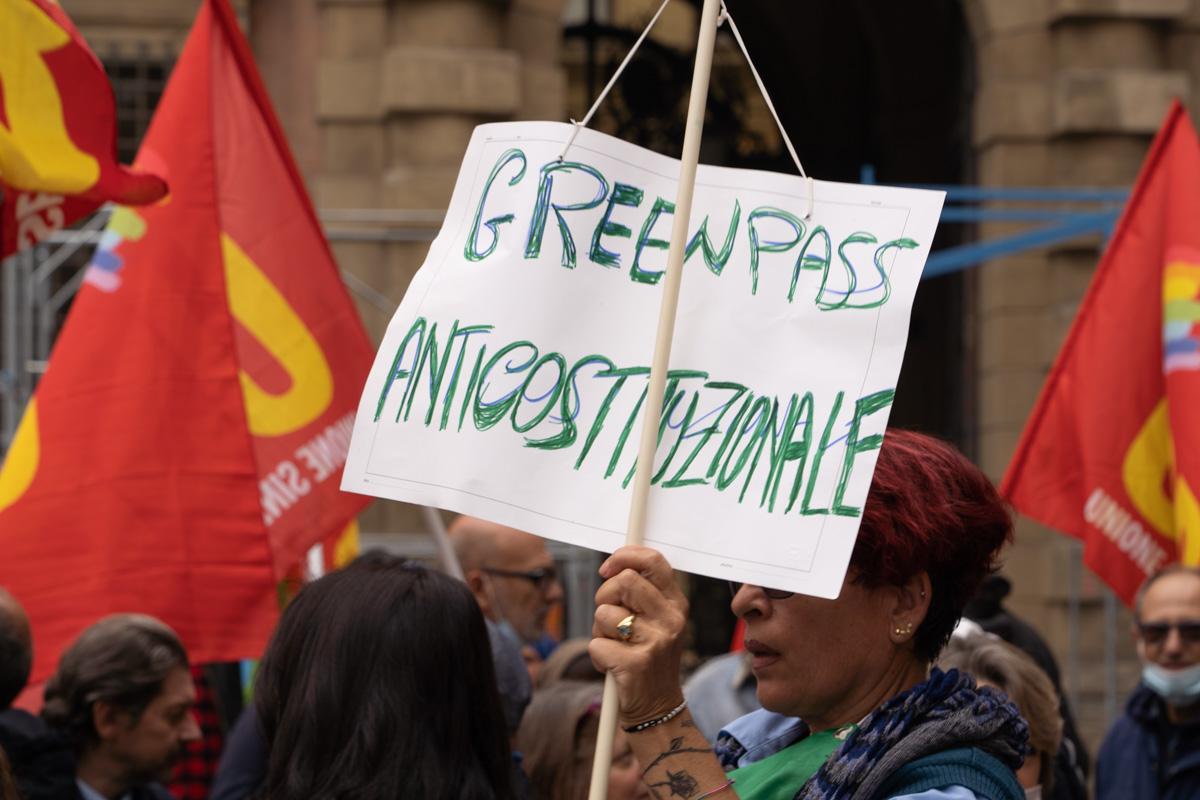 no green pass autisti tper bologna