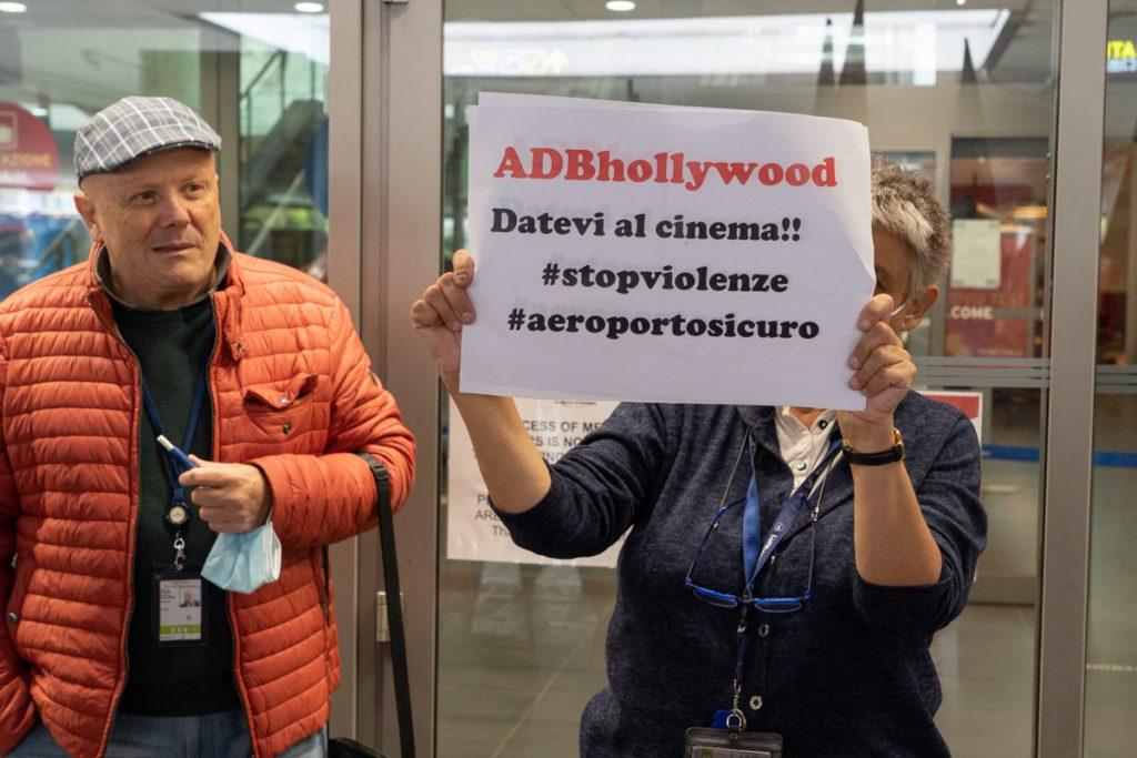 sciopero aeroporto marconi bologna
