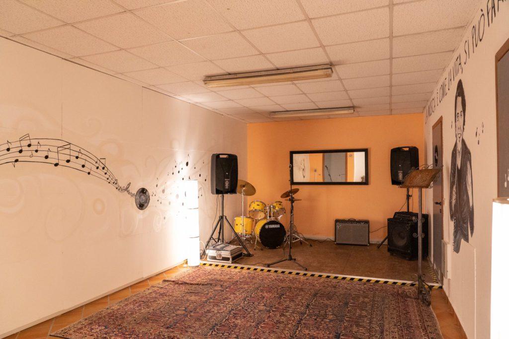 Inaugurazione sala prove ezio bosso bologna