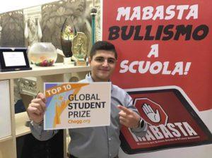 Global Student Prize Mirko Cazzato