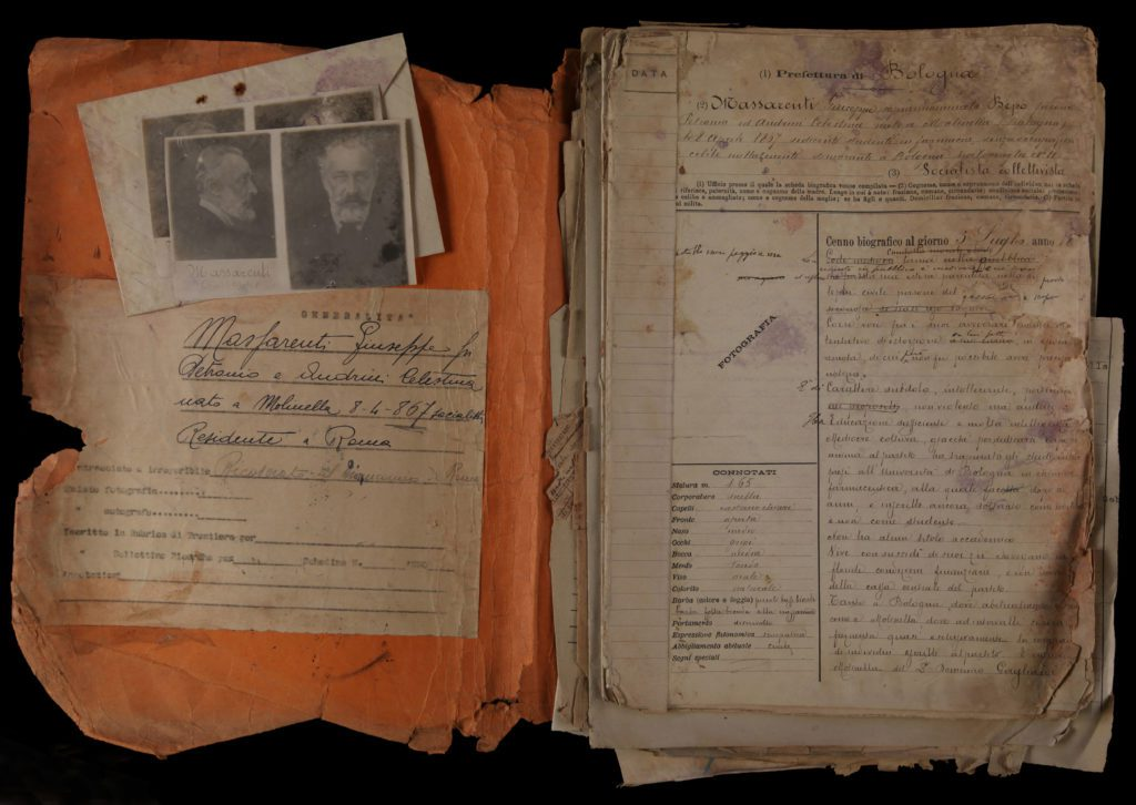 Massarenti_Giuseppe archivio di stato Bologna