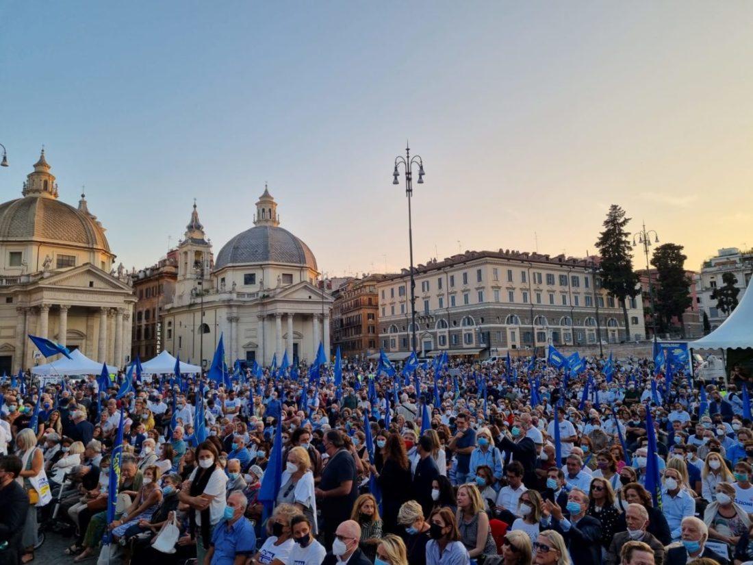calenda azione roma