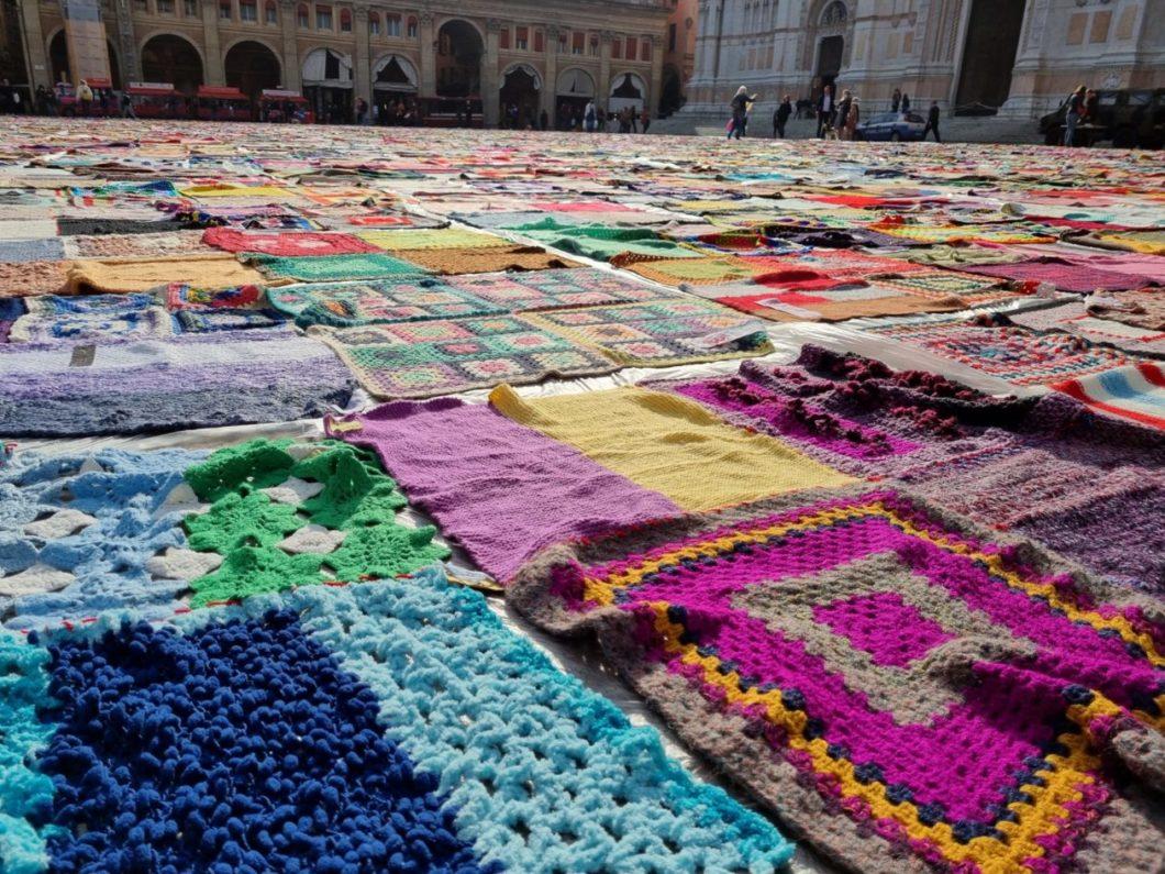coperte in piazza maggiore bologna