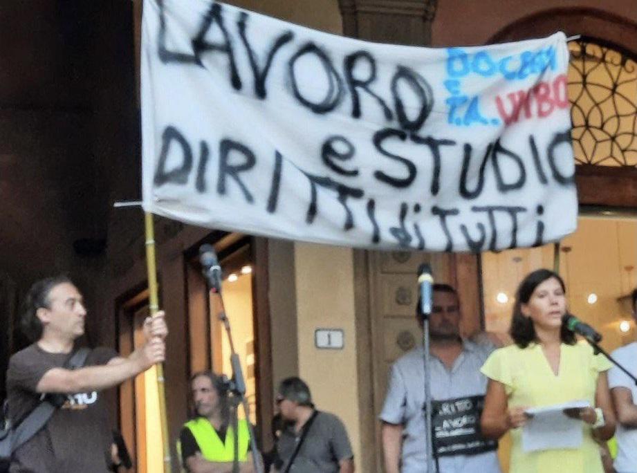 gruppo dipendenti no pass università bologna