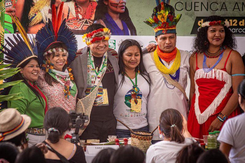guardiane amazzonia native