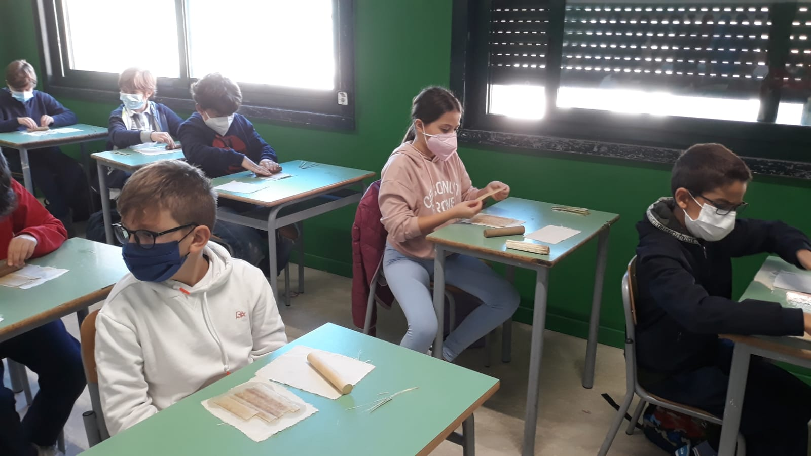 ic cavour catania progetto Dal papiro alla carta