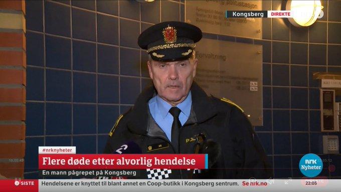attentato norvegia