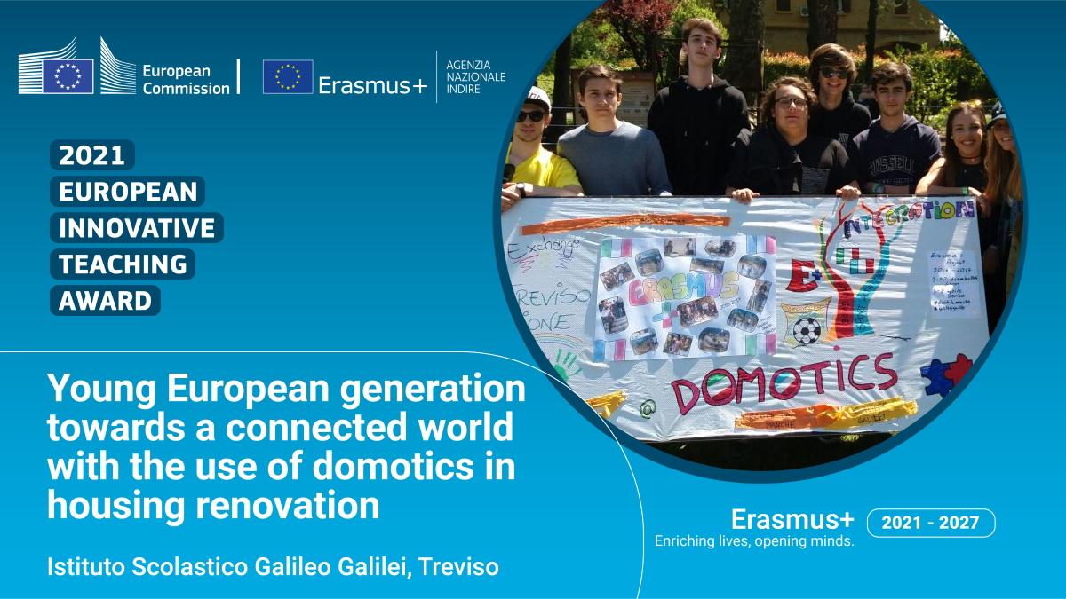premio Erasmus istituto galilei treviso