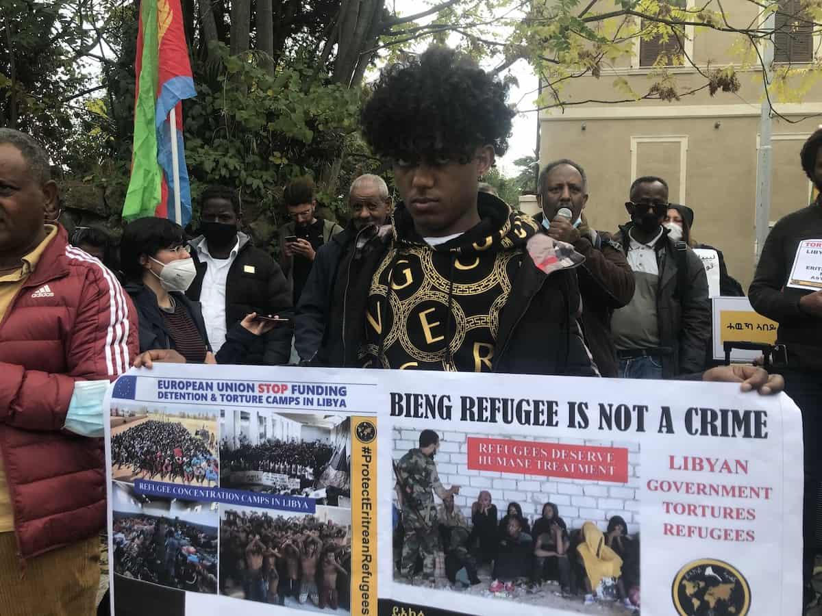 protesta eritrea-libia-min