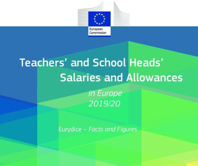 rapporto Eurydice stipendi insegnanti e dirigenti europei