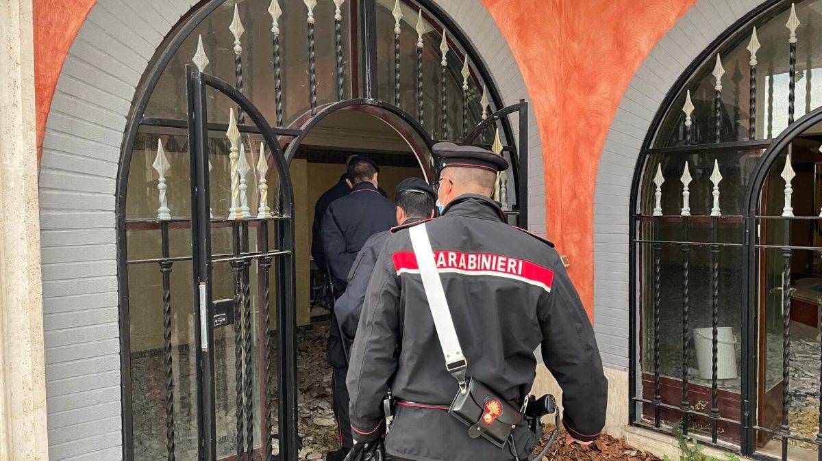 roma carabinieri casamonica