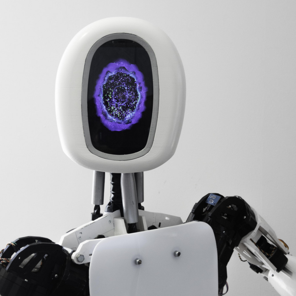 rossana robot bibliotecaria sardegna
