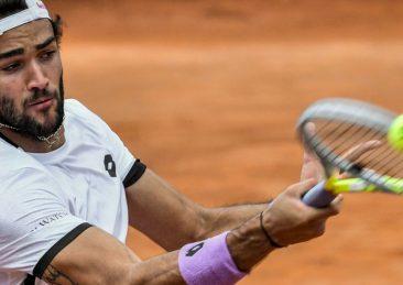 Berrettini @Federazione Italiana Tennis FB