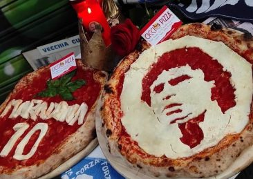 pizza maradona