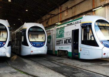tram napoli