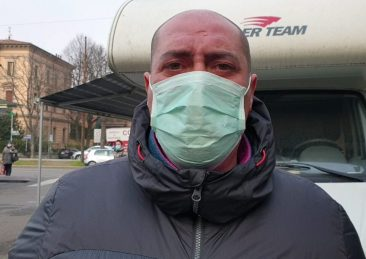 francesco senzatetto bologna