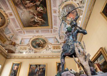 Damien Hirst_Galleria Borghese-min