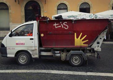 ama camion rifiuti