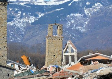 Amatrice-Italia