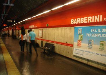 Barberini-Metropolitana_di_Roma