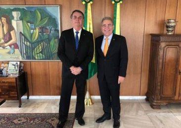 Bolsonaro and Queiroga