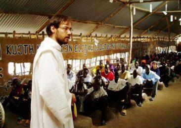 vescovo sud sudan