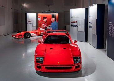 mostra Ferrari Maranello