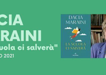 Dacia Maraini scuola primaria Romolo Balzani di Roma