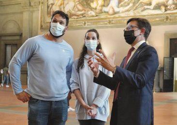 Dario Nardella guida turistica firenze