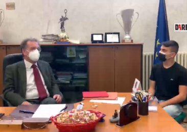Di Vittorio Lattanzio studenti intervistano preside