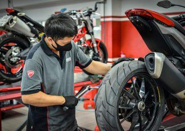 Ducati bologna meccanico moto