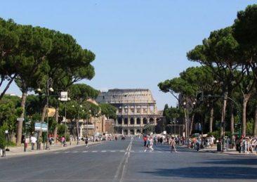 Fori-Imperiali-e-Colosseo