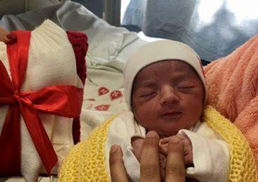 Primo nato a Betlemme il 25 dicembre 2020 @Ordine di Malta