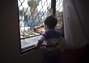 giordania bambini rifugiati