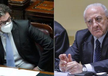 Giancarlo Giorgetti_Vincenzo De Luca
