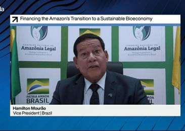 Hamilton Mourão_Brazil vice president Brasile