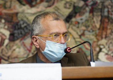 Il presidente del Consiglio regionale del Friuli Venezia Giulia Piero Mauro Zanin