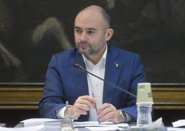 GIANLUCA VINCI VICEPRESIDENTE COMMISSIONE AFFARI COSTITUZIONALI