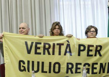COMMISSIONE PARLAMENTARE D'INCHIESTA SULLA MORTE DI GIULIO REGENI, AUDIZIONE DEI SUOI GENITORI