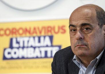 PARTITO DEMOCRATICO: CORONAVIRUS, L'ITALIA COMBATTE
